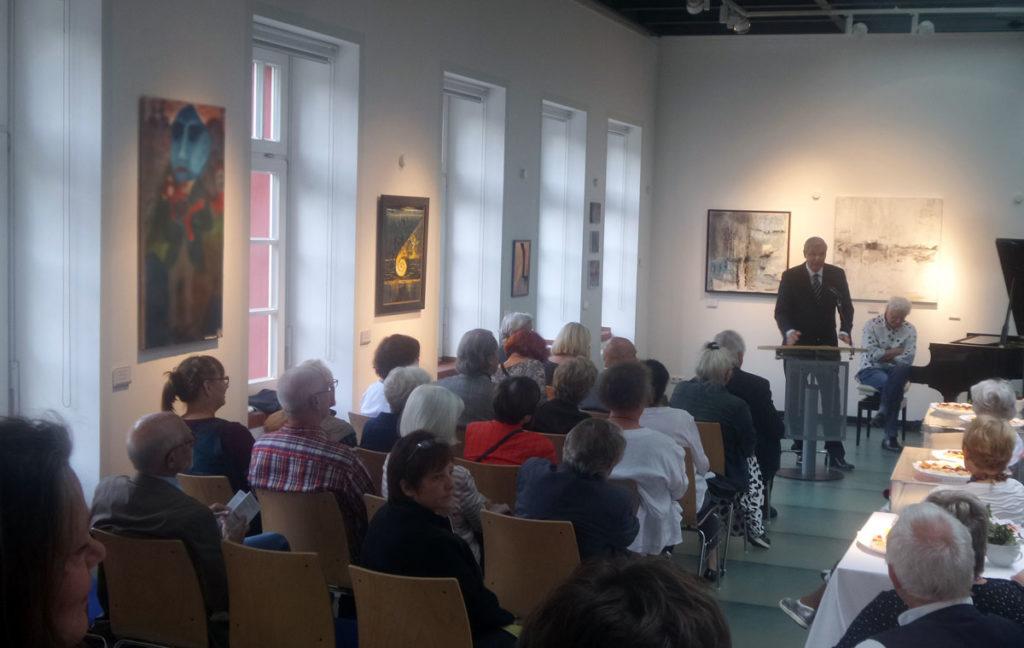 KunstForum Eifel - Eröffnungsrede