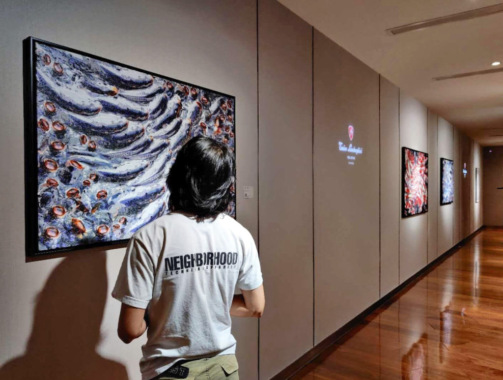 Suat Sensoy: Artworks